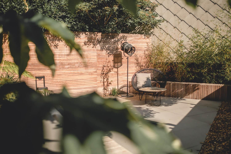 Jardin centre ville brest bulle urbaine